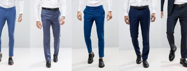 Style tips for men to wear a shoe with appropriate jeans